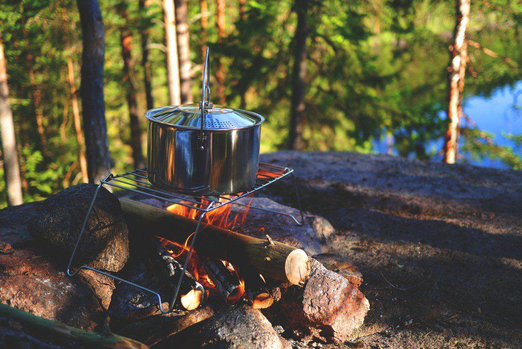 camping food foto