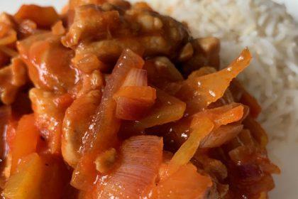 kip pilaf recept