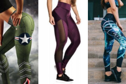 3x sport tights