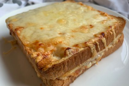 croque monsieur recept