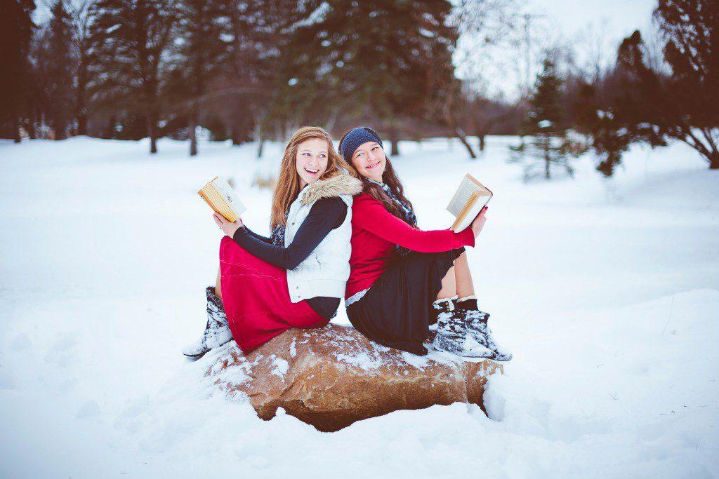 Boekentips voor iedereen die van sneeuw houdt #letitsnow