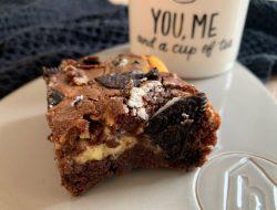 Oreo Cheesecake Brownies foto