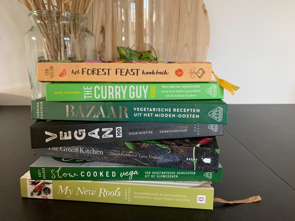 week zonder vlees boekentips foto