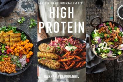 High Protein Hannah Vreugdenhil foto