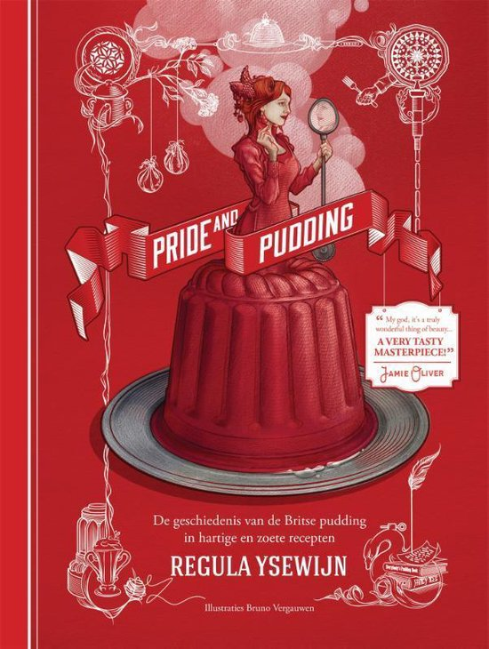 Pride and Pudding omslag