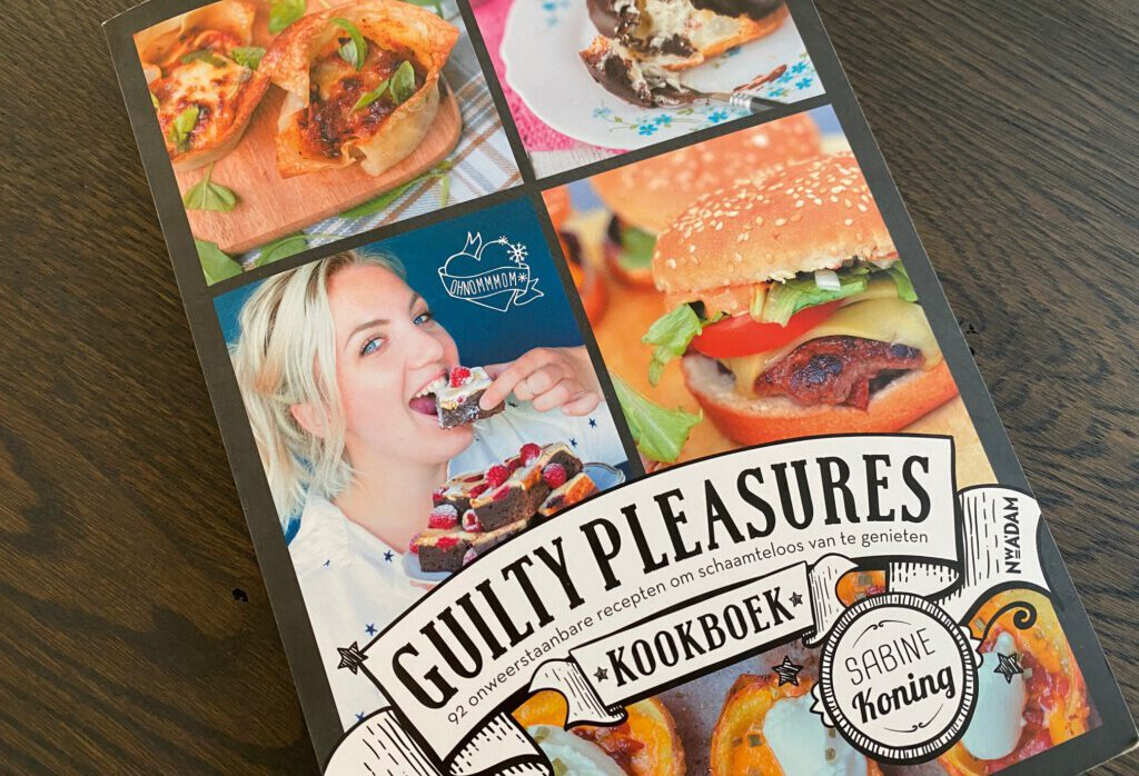 Guilty Pleasures kookboek foto