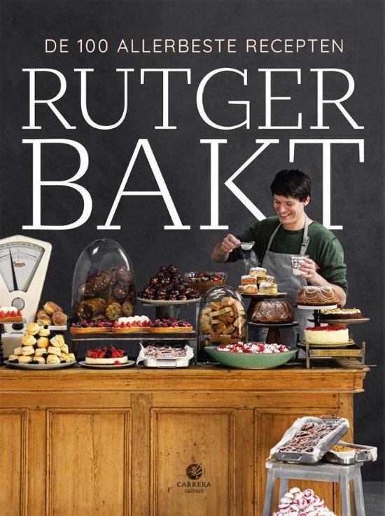 Rutger bakt de 100 allerbeste recepten omslag