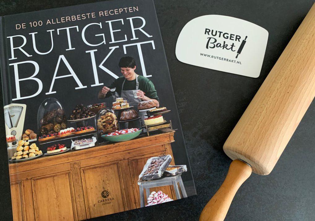 Rutger bakt de 100 beste recepten foto