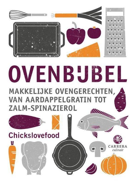 ovenbijbel Chickslovefood omslag
