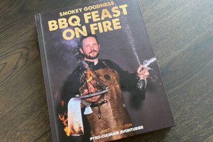 BBQ Feast on Fire Jord Althuizen foto