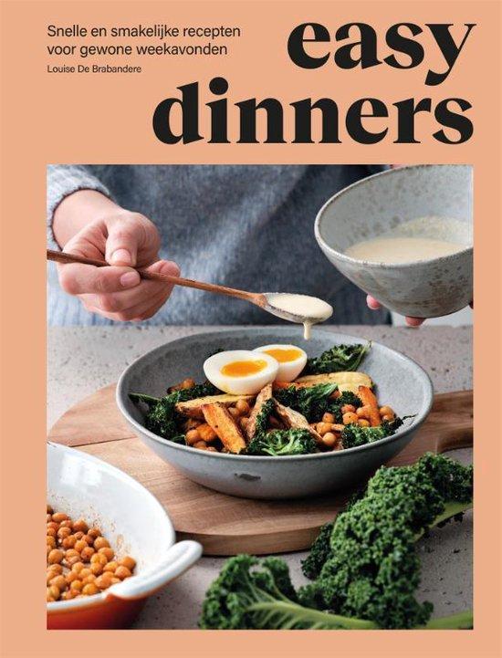 easy dinners omslag