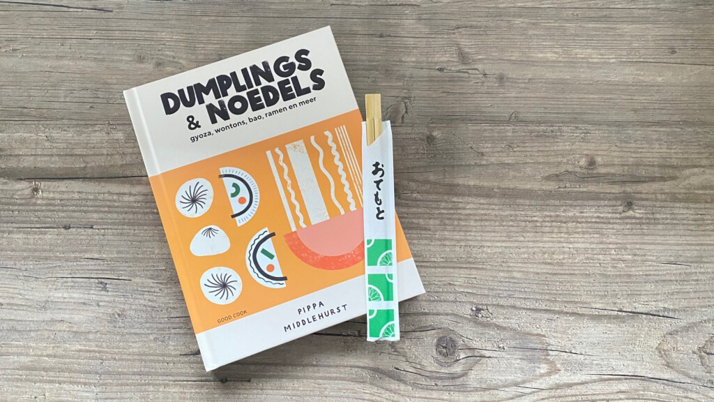 dumplings & noedels foto