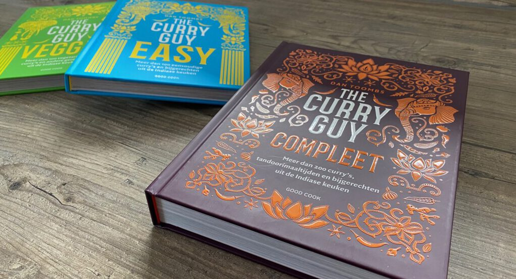 the curry guy compleet foto
