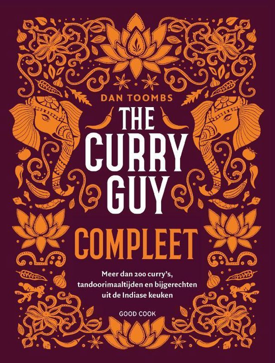 The curry guy compleet omslag