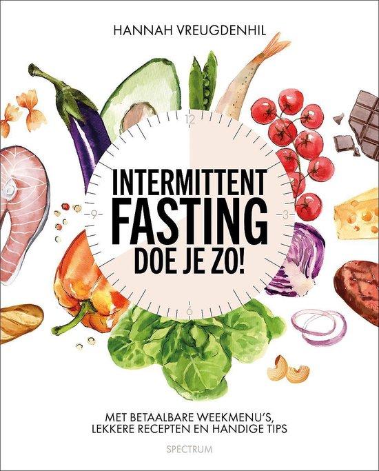 intermittent fasting doe je zo omslag