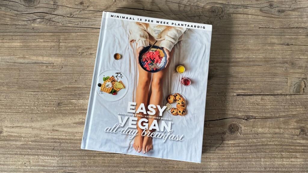 easy vegan all-day breakfast foto