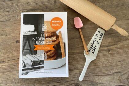 het nederlands bakboek foto
