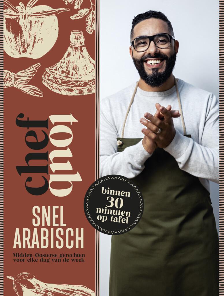 Chef Toub Snel Arabisch - cover