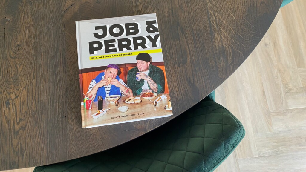 Klootzak-proof kookboek foto
