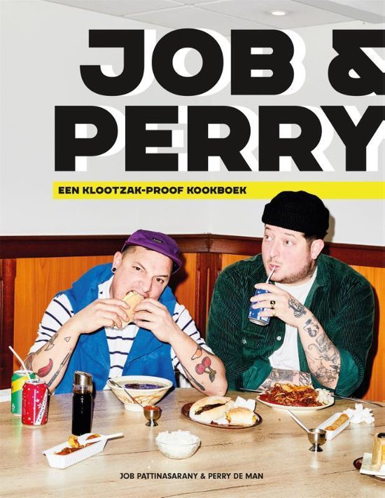 klootzak-proof kookboek omslag