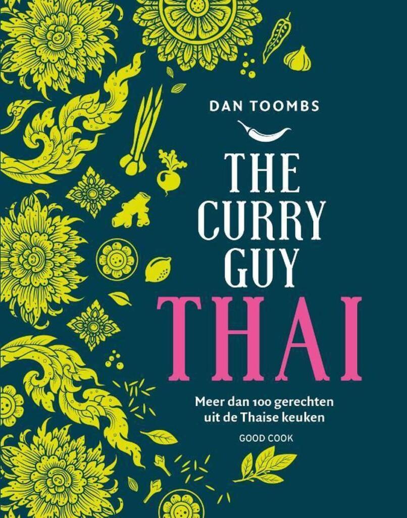 The Curry Guy Thai omslag