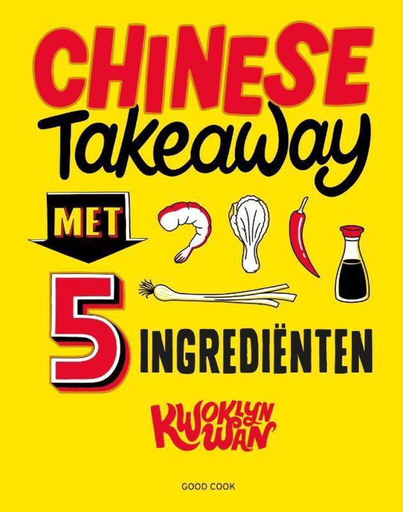chinese takeway met 5 ingredienten omslag