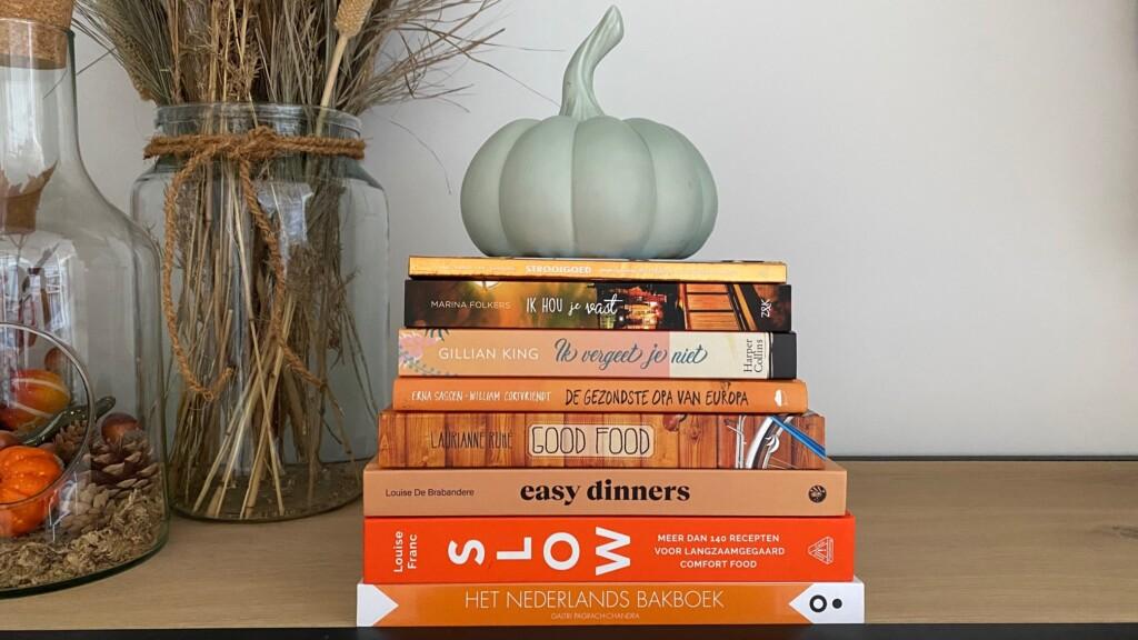 #pumpkinbookstack foto