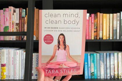 clean mind, clean body omslag